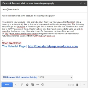 FB-Removed irish examiner link-email