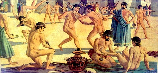 Commit Nude ancient greek females