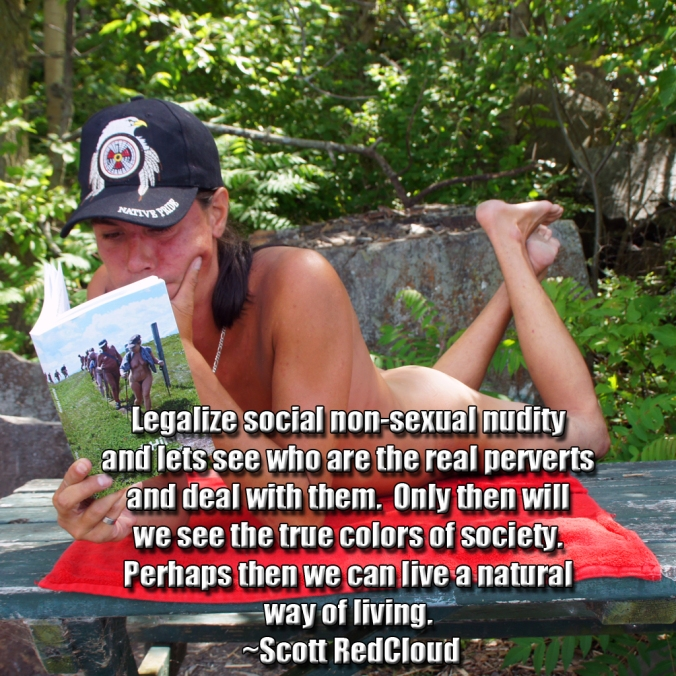 Legalize Nudity